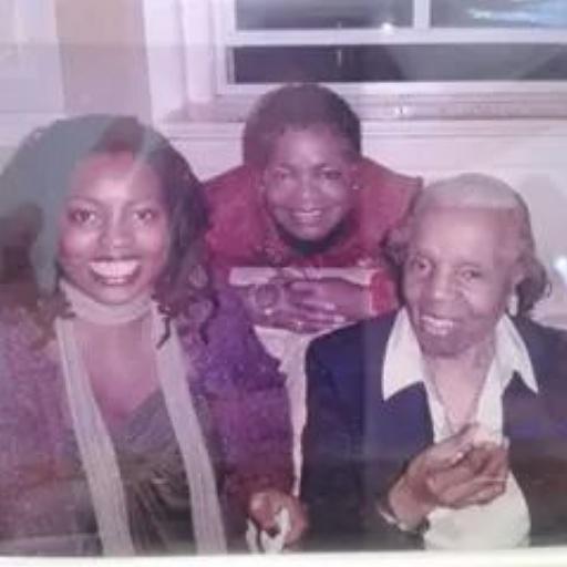 My Heros Lora with mother Yolanda Gross and Grandmother Lora Wright