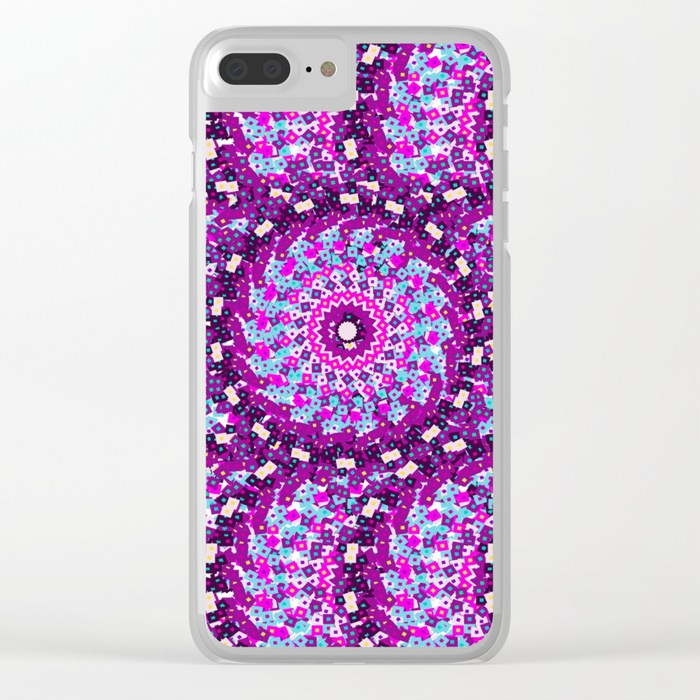 Clear iPhone Case - Society6