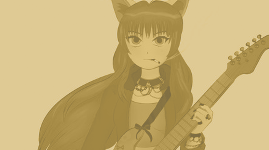 Manga Style - Character design and illustration