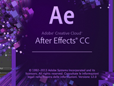 Proficiency with motion graphics -