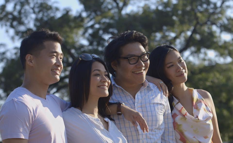 The Hang Sibling Actors: Andrew Yun, Olivia Emile, Oscar Seung & Regina Ting Chen