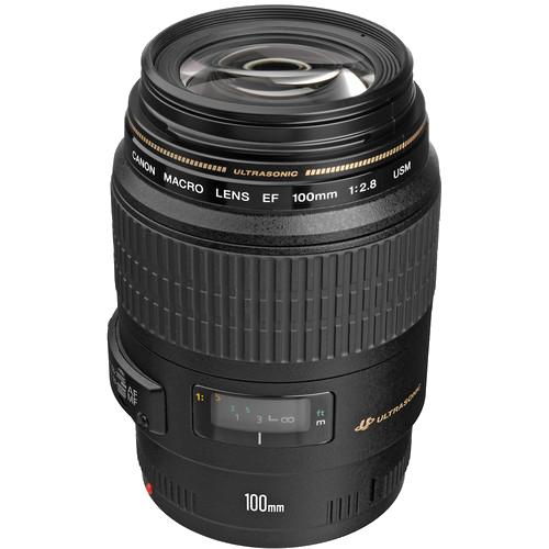Canon 100mm f/2.8 Macro -