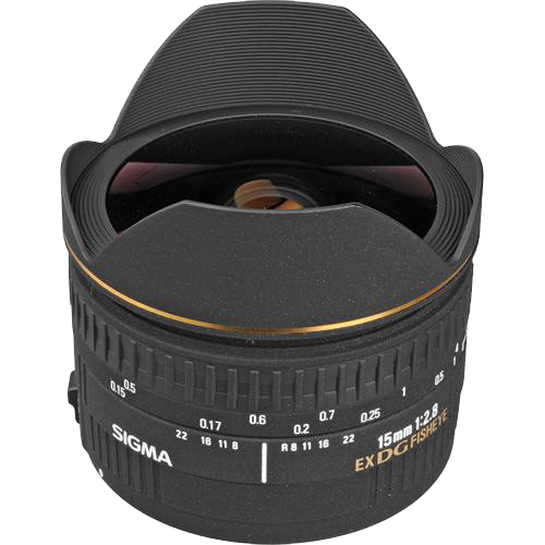 Sigma 15mm f/2.8 for Nikon -
