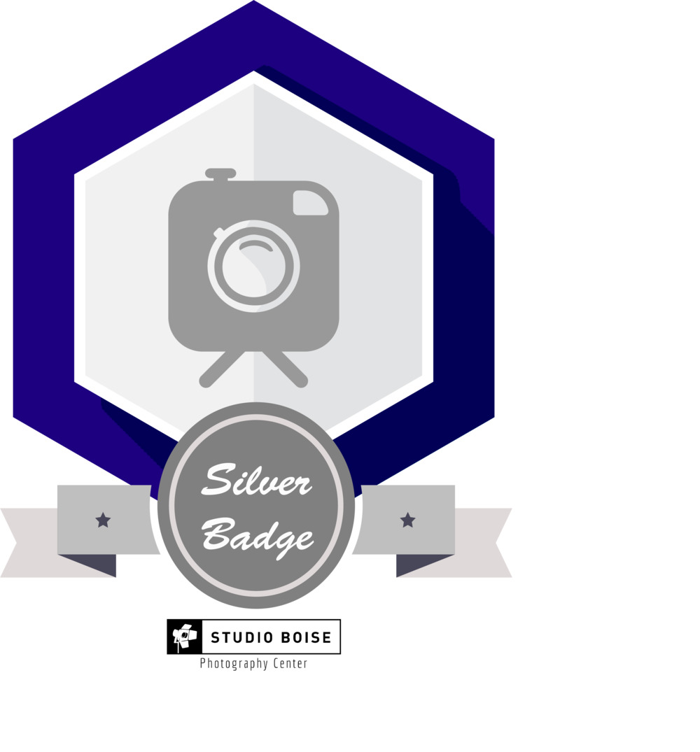 studio boise photography center workshop badge