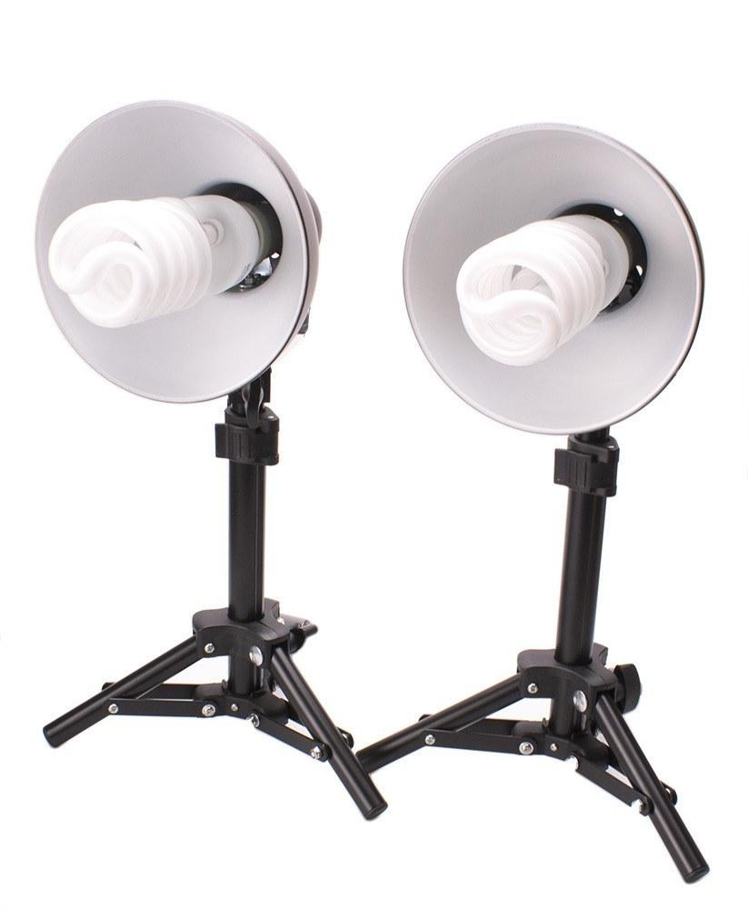 300W Table Top Lights (pair) -