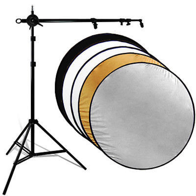5-in-1 Reflector & Stand -