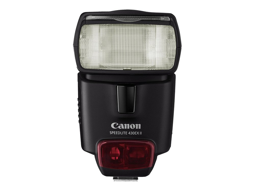 430EX II Speedlite - Compatible with Nikon, if camera has a shoe mount