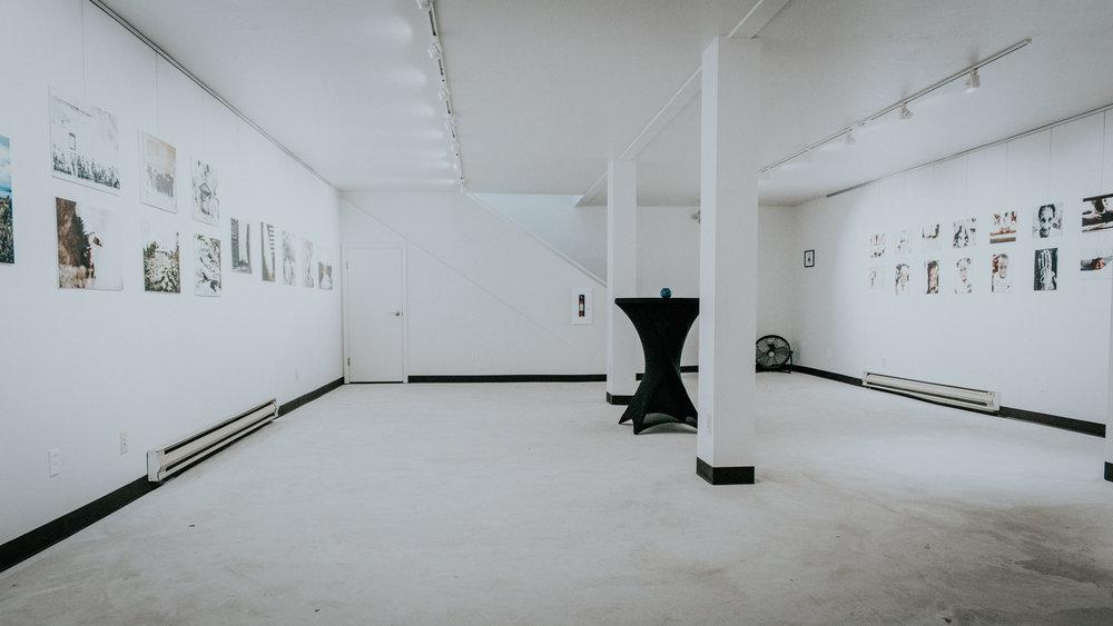 Event Area             (Studio C & Gallery) - $50 or $75/hr