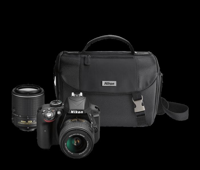 Nikon d3300 camera rental kit studio boise