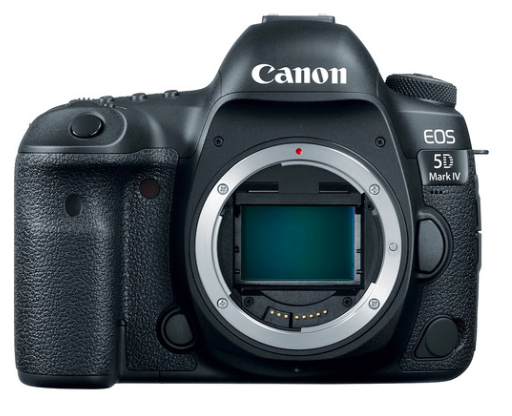 Canon Mark III front camera rental studio boise.png