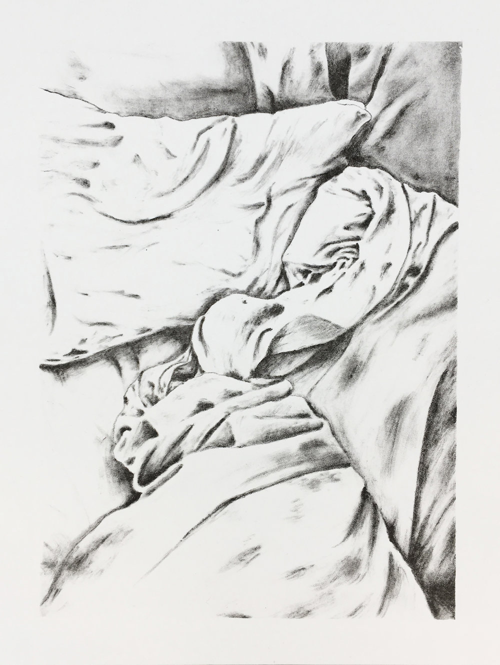 In Reverse   Lithograph, 2018