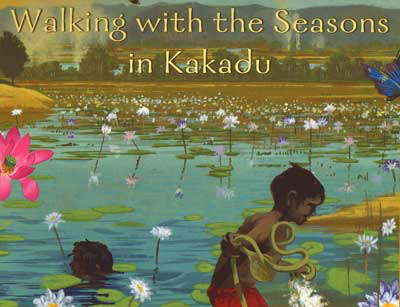 This beautiful book depicts the seasonal calendar of the Gundjeihmi-speaking people of Kakadu.