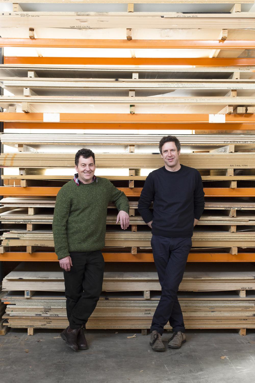 Cantilever Directors, Travis Dean & Charlie Wilde