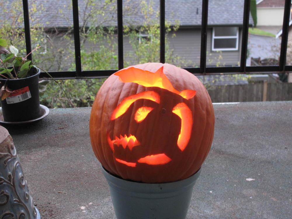 Brachio-pumpkin