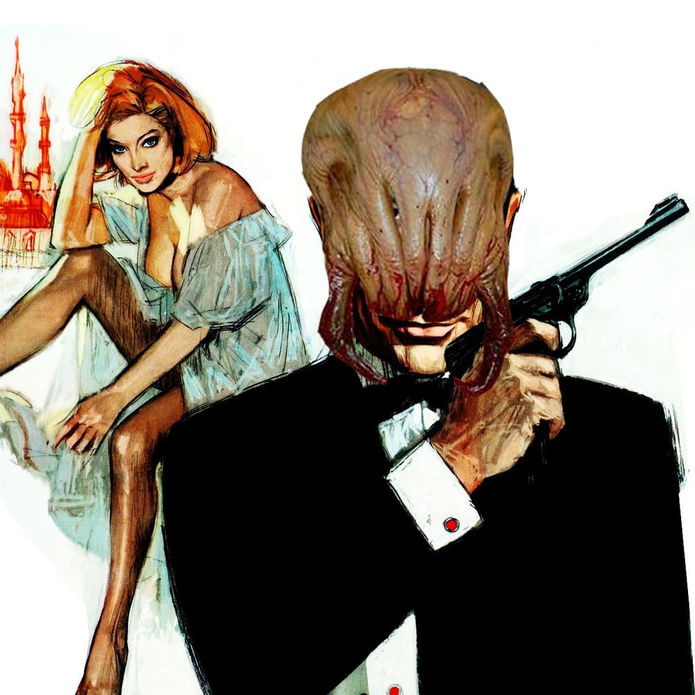 Crab, Head Crab.