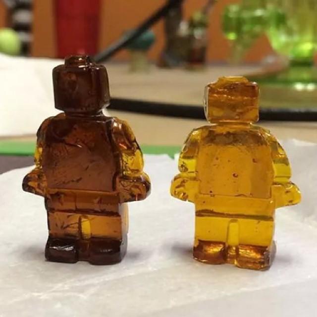 Lego Dab Art