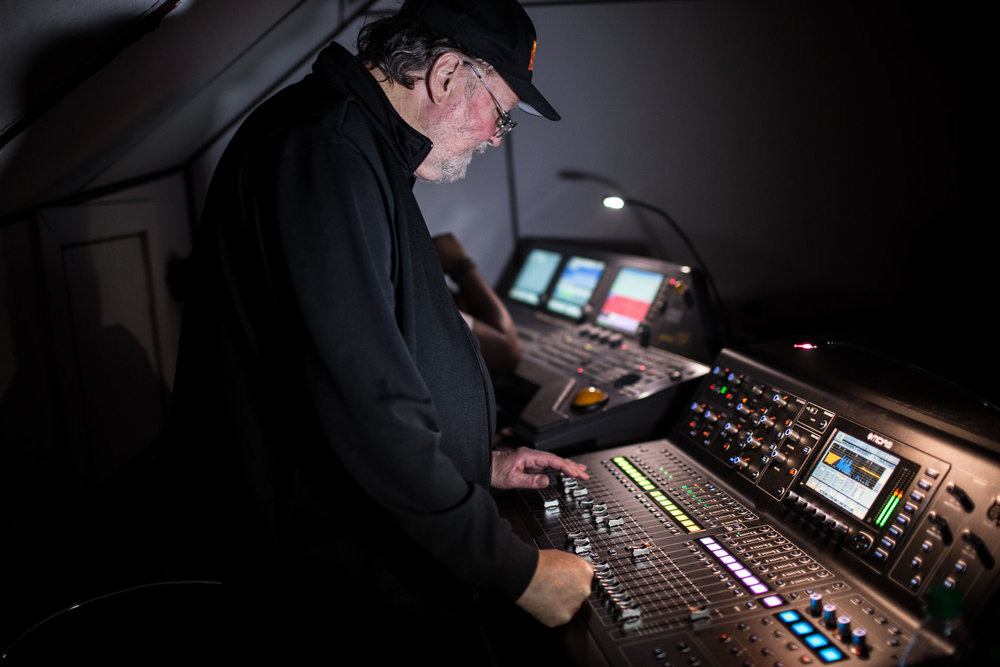 Producer and Engineer Rodney Mills mixes for country artist Winston Slade.  Mills produced and engineered Lynyrd Skynyrd, 38 Special, Gregg Allman, and many more notable artist.