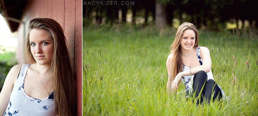 Portland senior portrait photographer