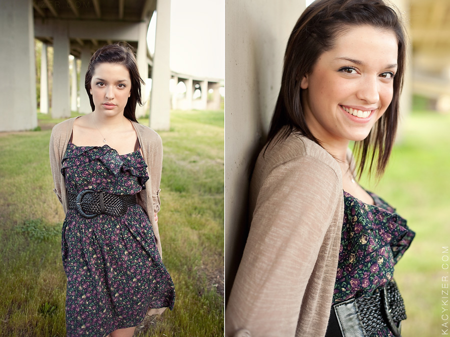 Salem senior portrait photography
