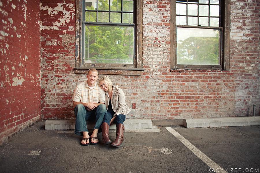 Portland portrait photographer Kacy Kizer