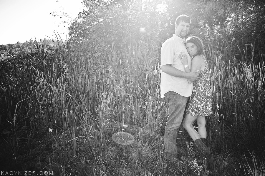 Corvallis Engagement Photographer - Kacy Kizer
