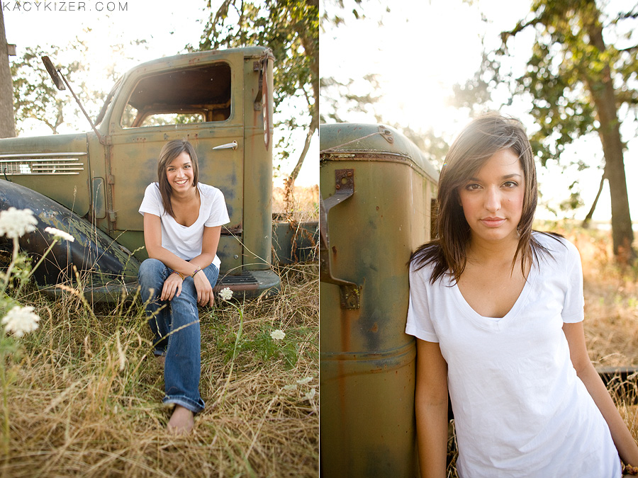 Salem Senior Portrait Photographer - Kacy Kizer