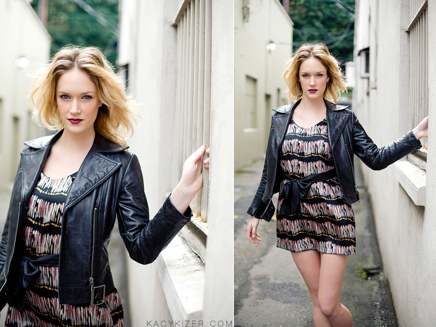 Modele Salon - Portland editorial fashion photographer