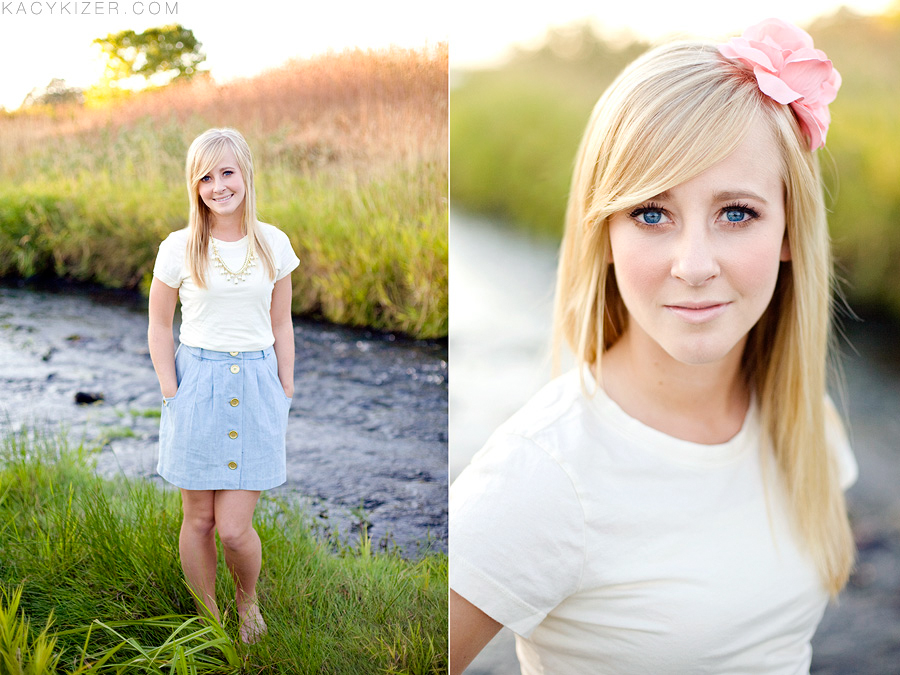 Salem Oregon senior photography
