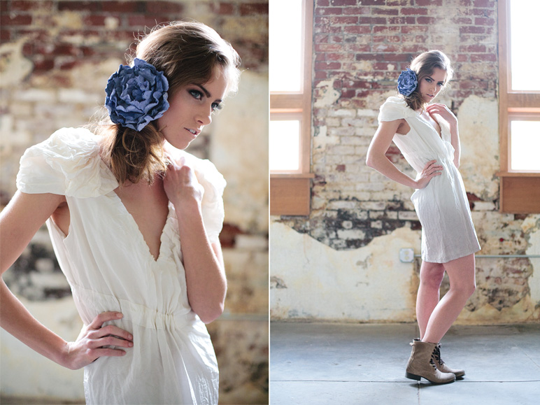 Petalos Floral Design - Portland Editorial Fashion Shoot