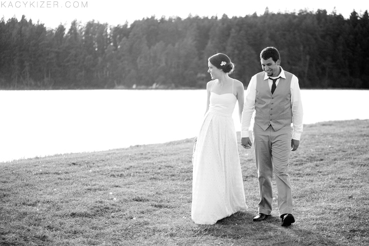 Roche Harbor Wedding Photography - San Juan Island