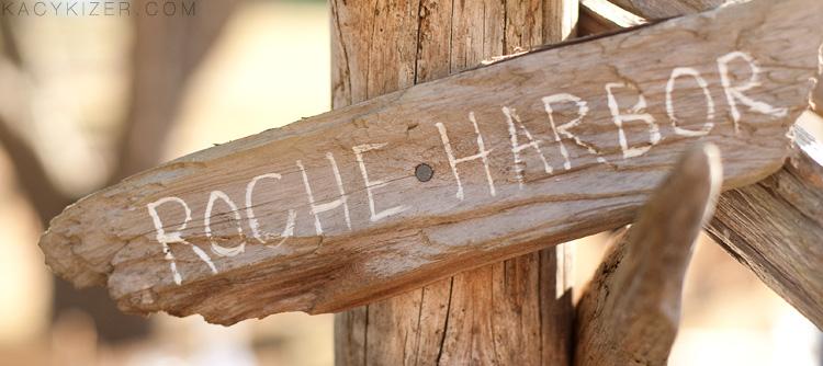 Roche Harbor Wedding Photography - San Juan Island