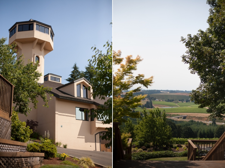 willamette valley vineyards in salem, oregon