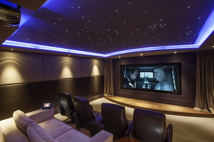 The Ultimate Home Theatre Experience. Image thanks to Stream Sidekick.