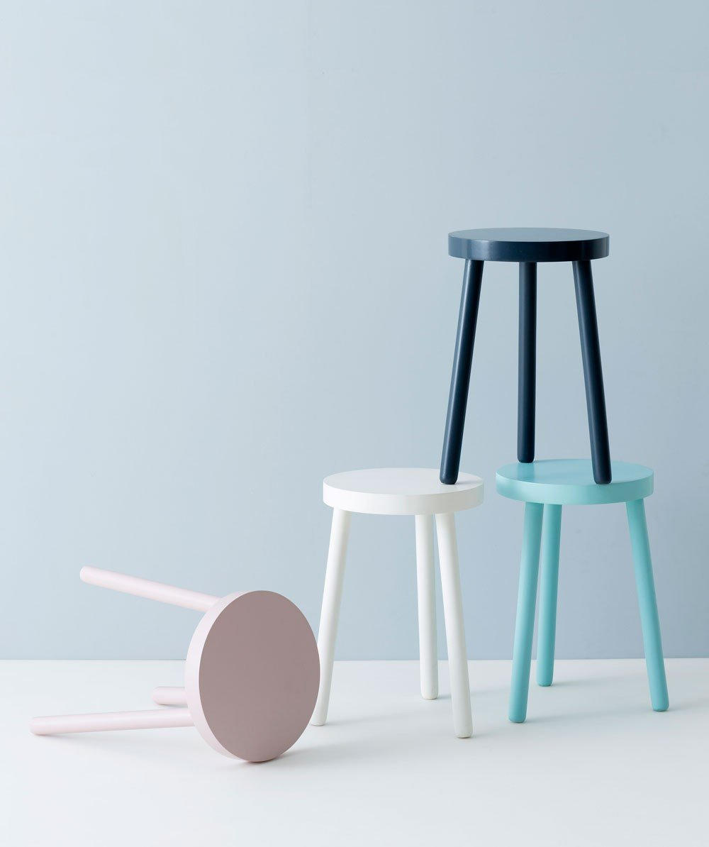 MILK & SUGAR dORIS STOOL