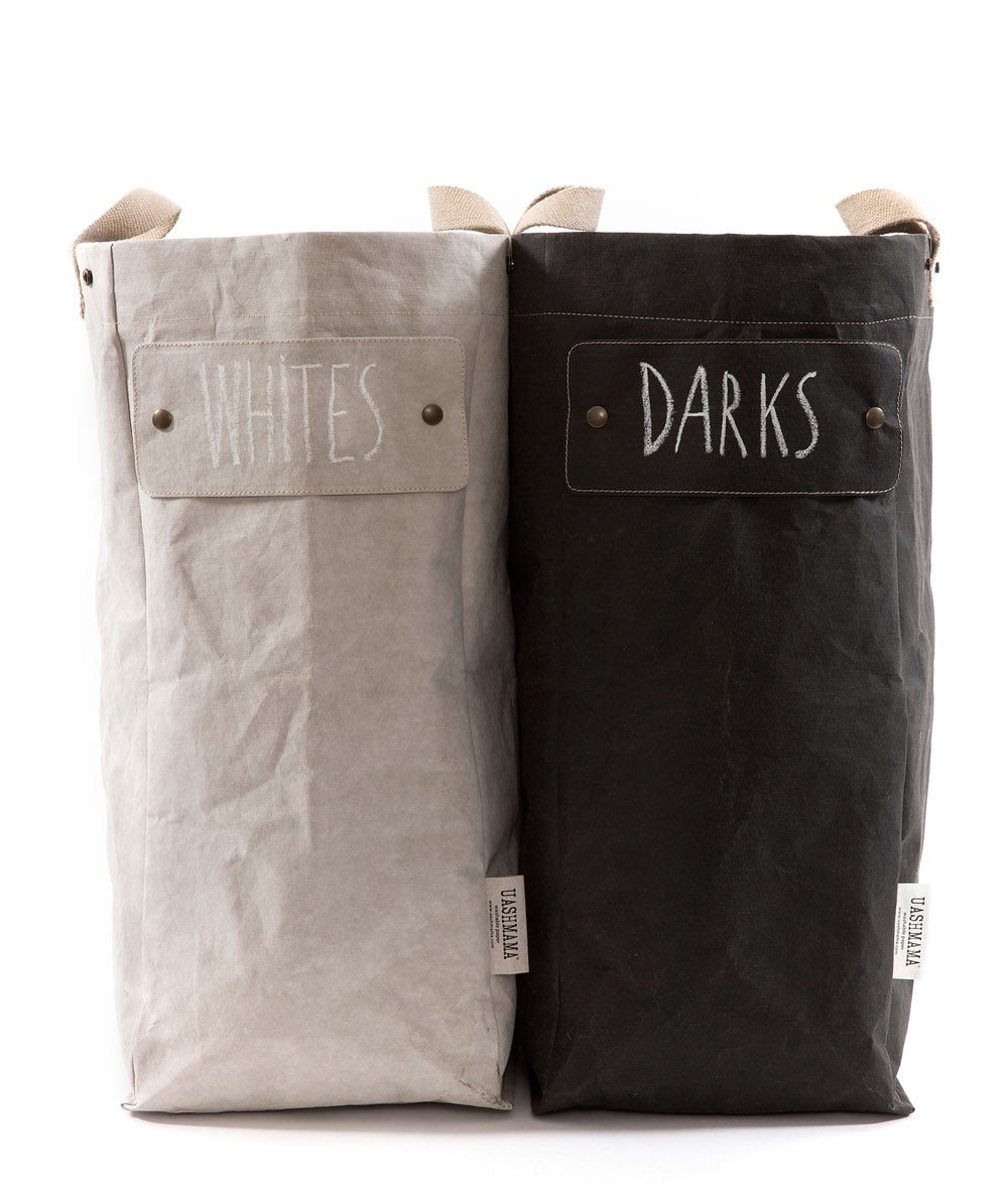UASHMAMA DARKS & LIGHTS LAUNDRY BAG