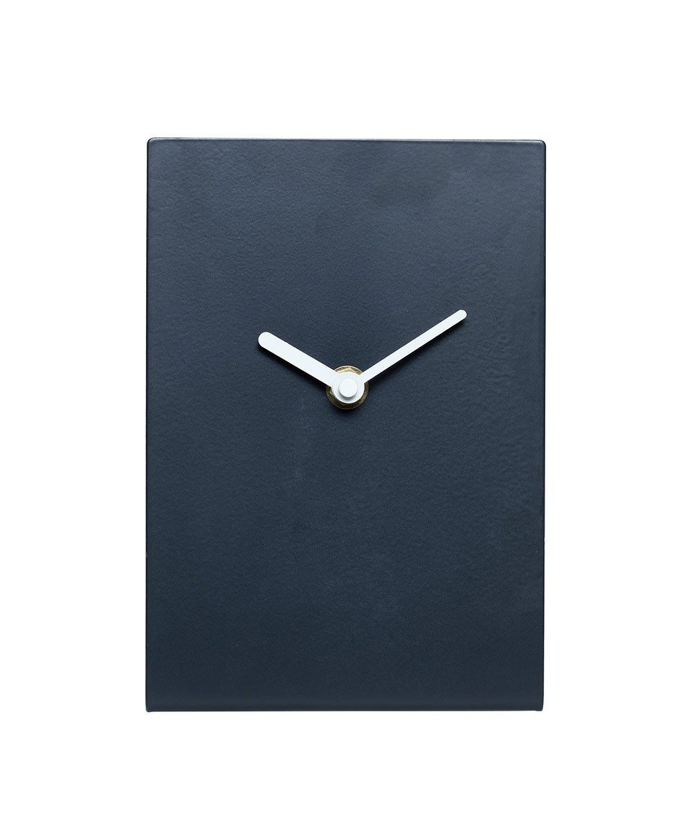 MILK & SUGAR SLATE WALL CLOCK