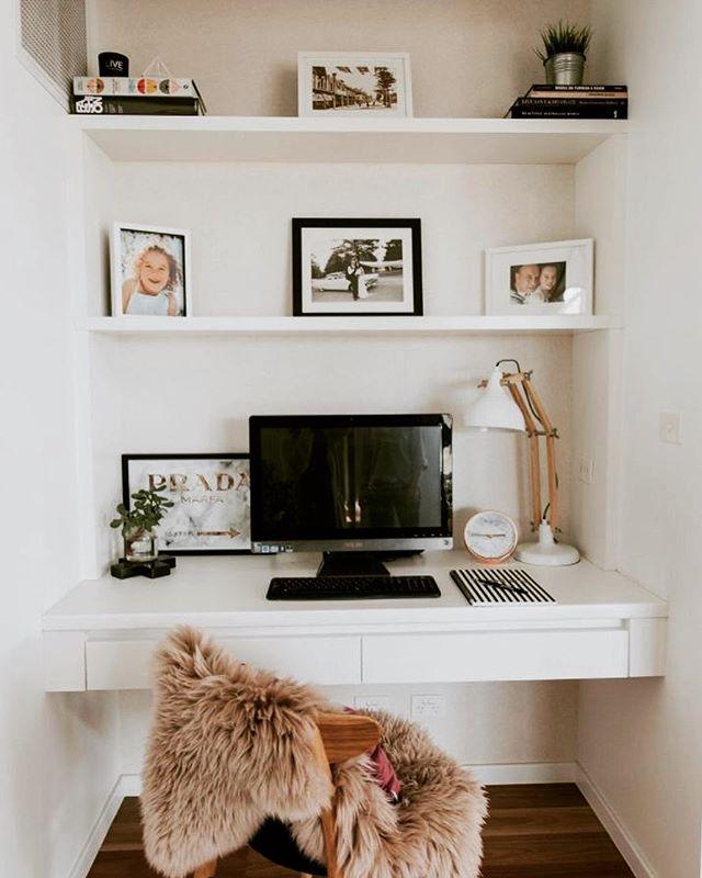 I'd work here 😝😏 #study #deskporn #homedecor #housetohome #renovation #renovationlife #remodel #home