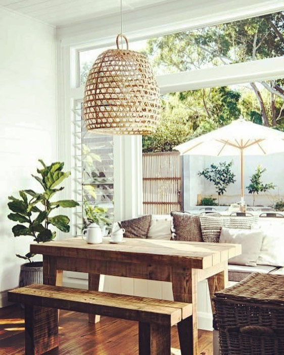 Friday feels!!! This space looks Devine! What a great spot to devour a morning coffee! #homestyling #homedecor  #housetohome #renovation #outdoors #remodel #inspiration