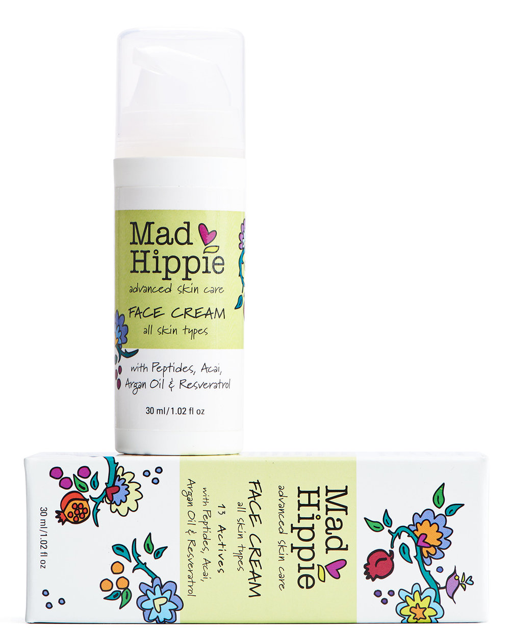 Awarded Best Facial Moisturizer in Natural Solutions Magazine's 'Beauty with a Conscience' Awards.   Check it out   here.