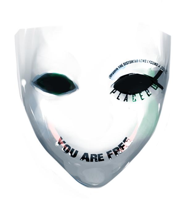 Cyber Frey Mask