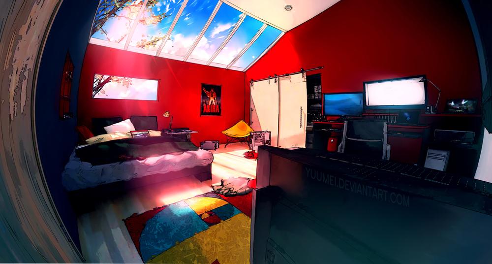 Vance's Bedroom