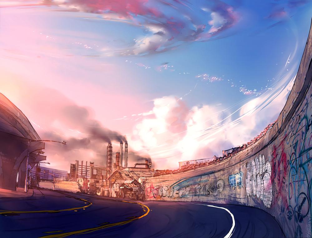 Slum Road