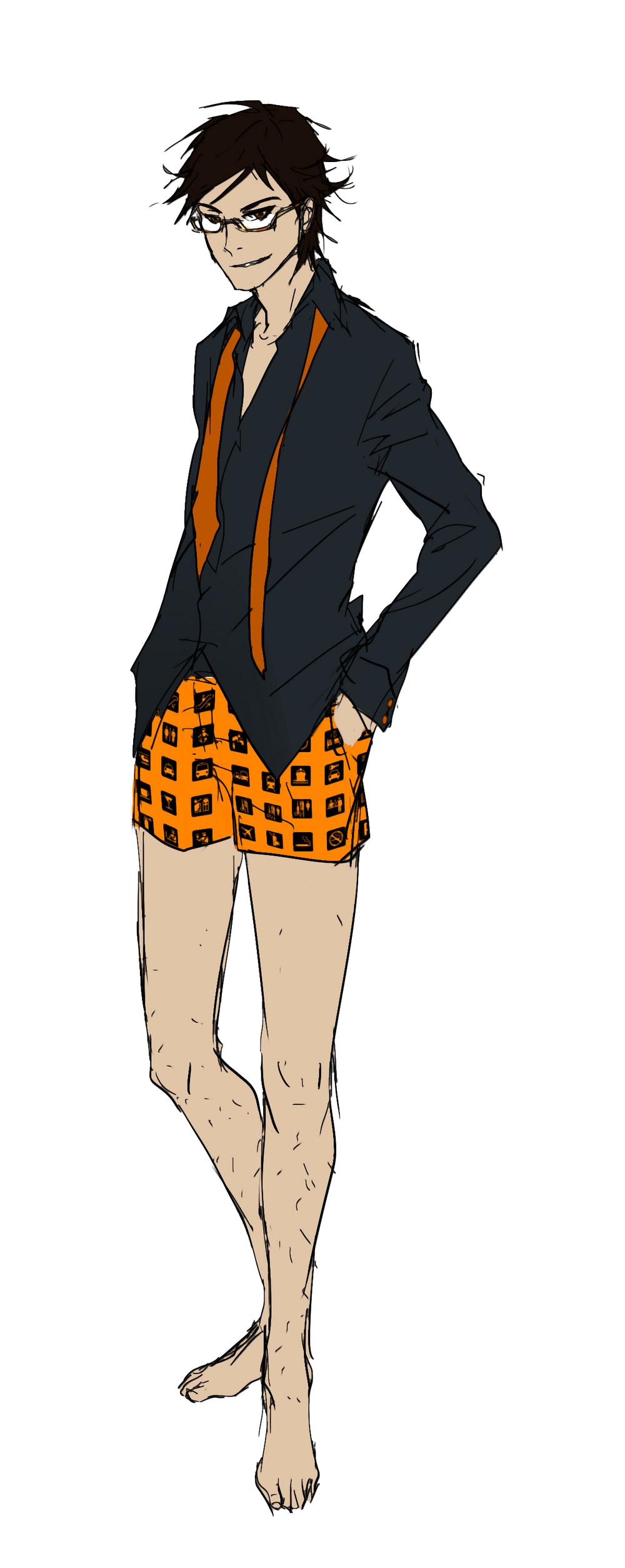 Leo underwear design