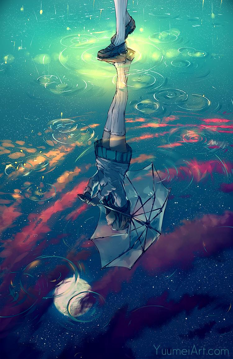 Illustrations — Yuumei