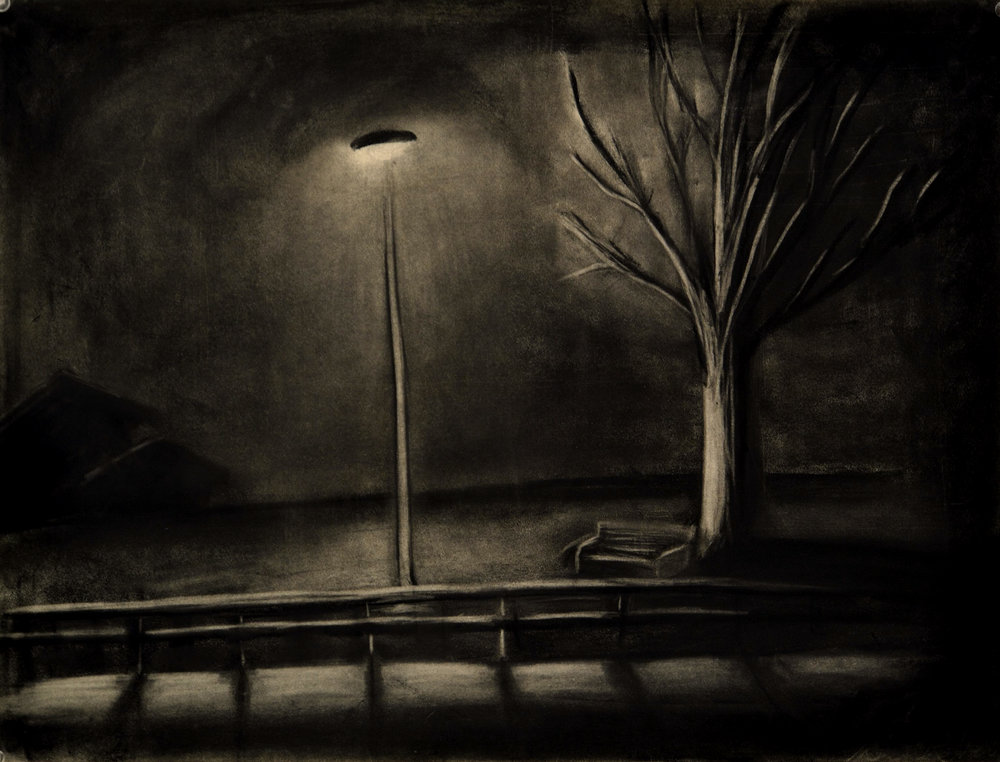 """night drawing"""