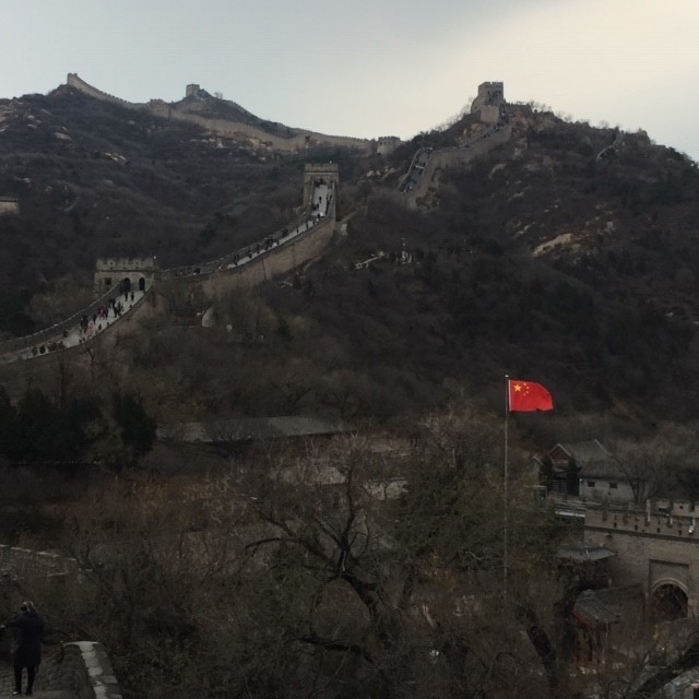 An Impressive view on the Badaling Section