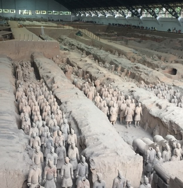 The Terracotta Warriors, Xi'an