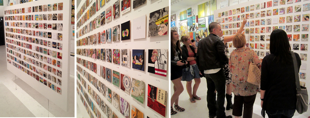 Wallspace Exhibition, June 2012