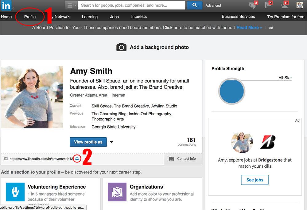 How to Edit LinkedIn Profile