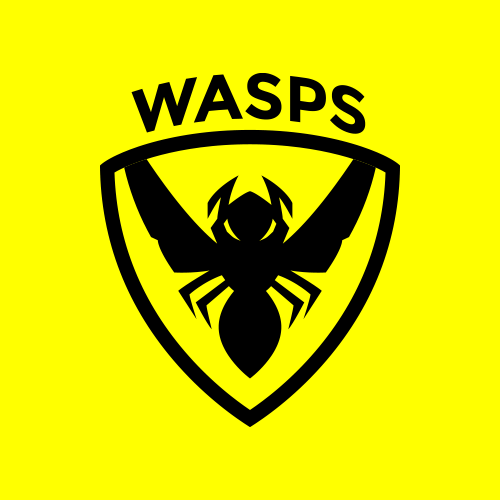 WASPS ROSTER   CAPTAIN (Woman): Marian Dickinson CAPTAIN (Men): Matt Hocking  Lateah Holmes Haley Brown Ryan Kastl Aaron Tomaselli Kassie Hinerman Mike Liddell James Fitchett Edward Ellis Matthew Groth Matthew Parsons Wilson Tucker Joshua Dawson Bruce Burley Matthew Hinerman Brandon Humberstone